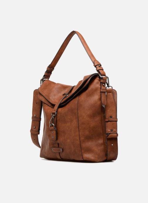 Handtassen Tamaris Bernadette Hobo Bag Bruin model