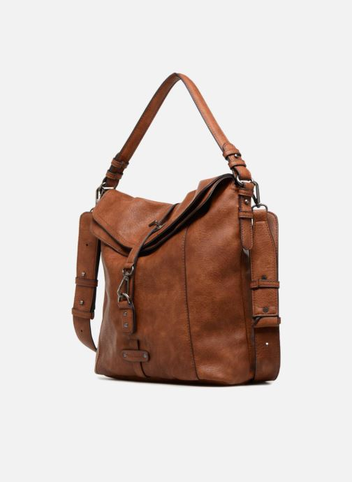 Handtassen Tamaris Bernadette Hobo Bag Bruin model