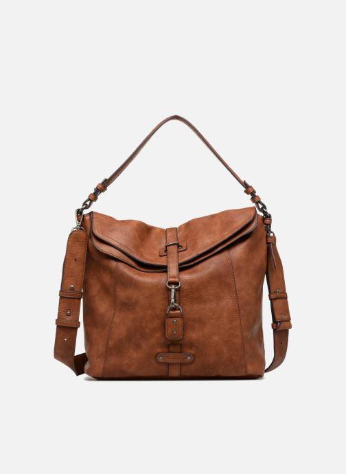 Handtassen Tamaris Bernadette Hobo Bag Bruin detail