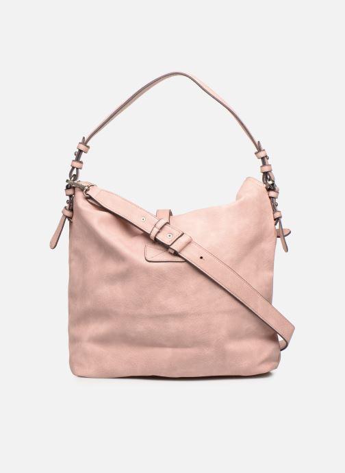 Handtaschen Tamaris Bernadette Hobo Bag rosa ansicht von vorne