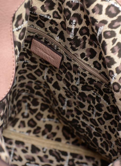 Handtaschen Tamaris Bernadette Hobo Bag rosa ansicht von hinten