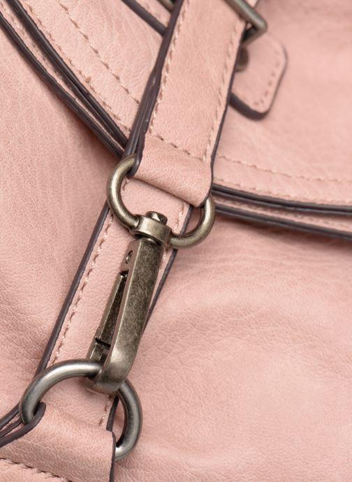 Handtaschen Tamaris Bernadette Hobo Bag rosa ansicht von links