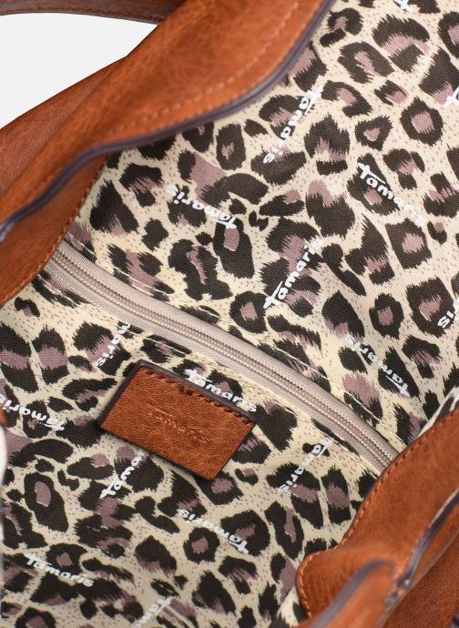Handtaschen Tamaris Bernadette Hobo Bag braun ansicht von hinten
