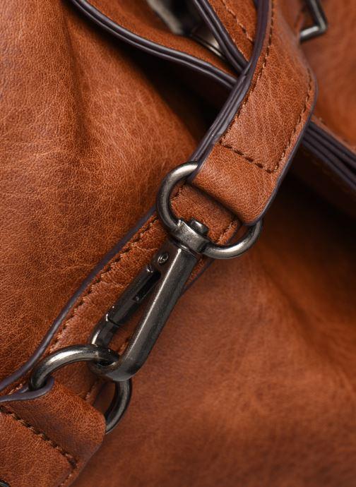 Bolsos de mano Tamaris Bernadette Hobo Bag Marrón vista lateral izquierda