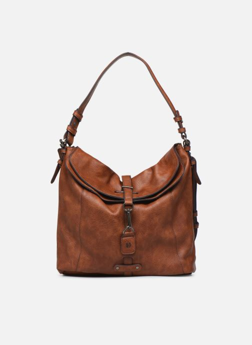 Handbags Tamaris Bernadette Hobo Bag Brown detailed view/ Pair view