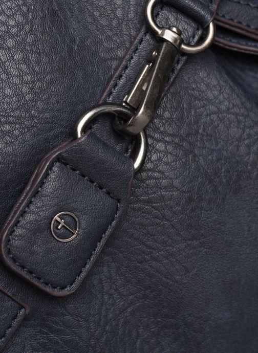 Handtassen Tamaris Bernadette Hobo Bag Blauw links