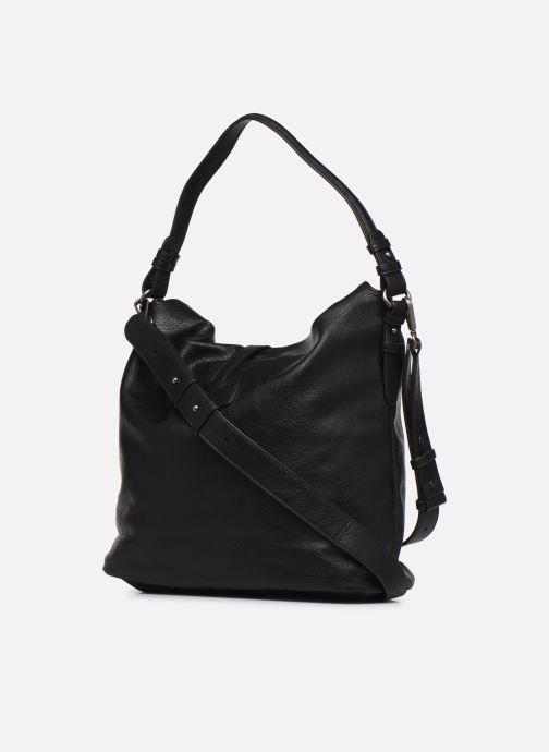 Sacs à main Tamaris Bernadette Hobo Bag Noir vue droite
