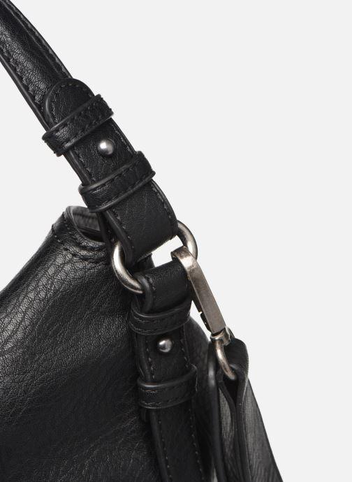 Sacs à main Tamaris Bernadette Hobo Bag Noir vue gauche