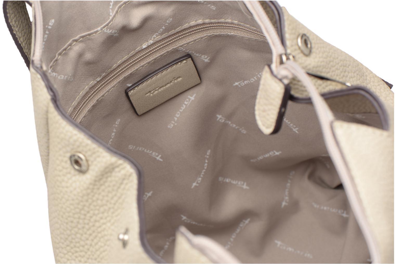 Rugzakken Tamaris Elsa backpack Grijs achterkant
