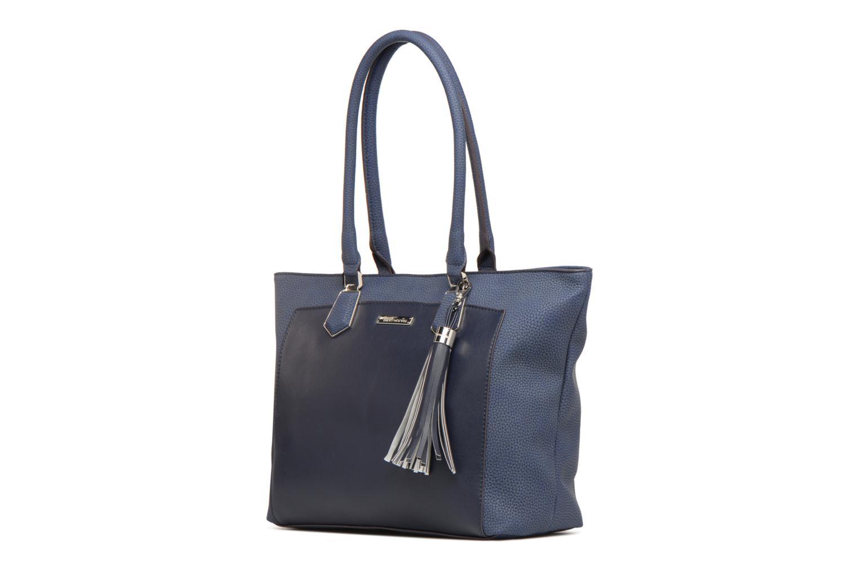 Handtassen Tamaris Elsa shopping bag Blauw model