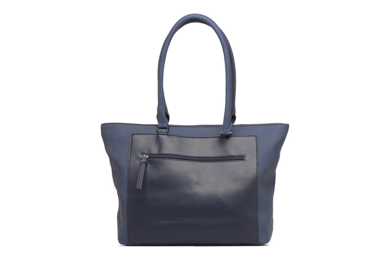 Handtassen Tamaris Elsa shopping bag Blauw voorkant