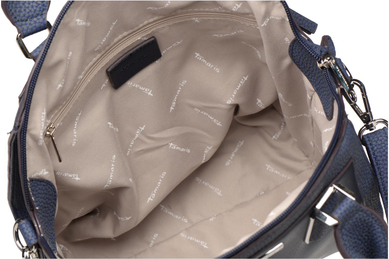 Handtassen Tamaris Esla Handbag Blauw achterkant