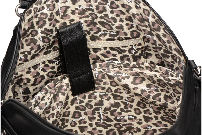 Computertassen Tamaris Patty Business Bag Zwart achterkant