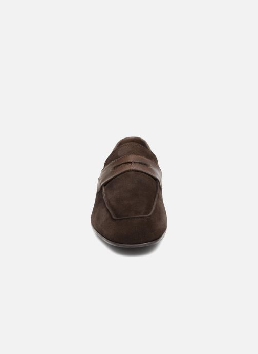 Loafers Brett & Sons Theo Brown model view