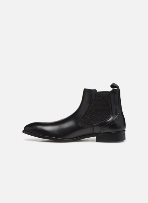 Loafers Brett & Sons Theo Black front view