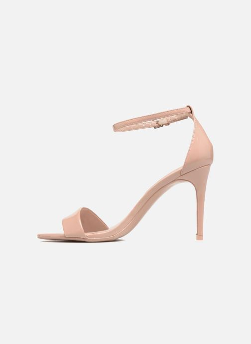 Sandales et nu-pieds Aldo CALLY Rose vue face