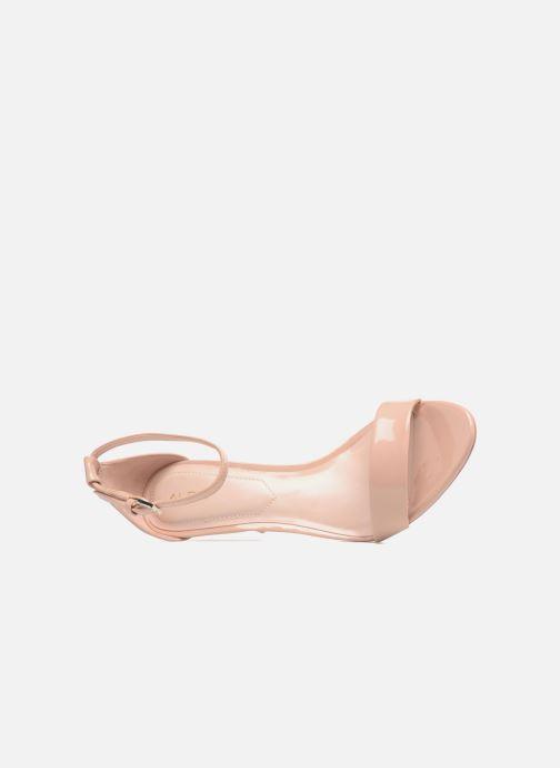 Sandales et nu-pieds Aldo CALLY Rose vue gauche
