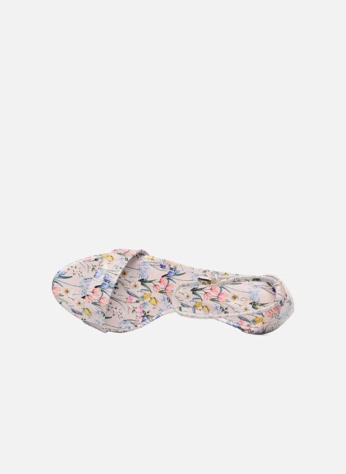 Sandali e scarpe aperte Aldo CALLY Multicolore immagine sinistra