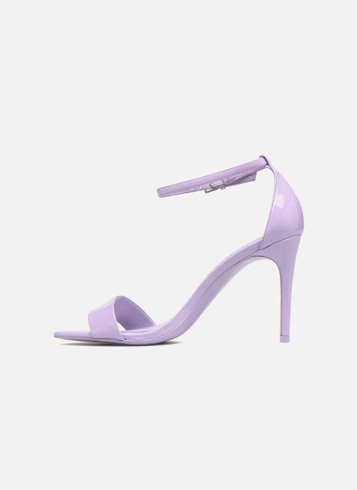 Sandales et nu-pieds Aldo CALLY Violet vue face