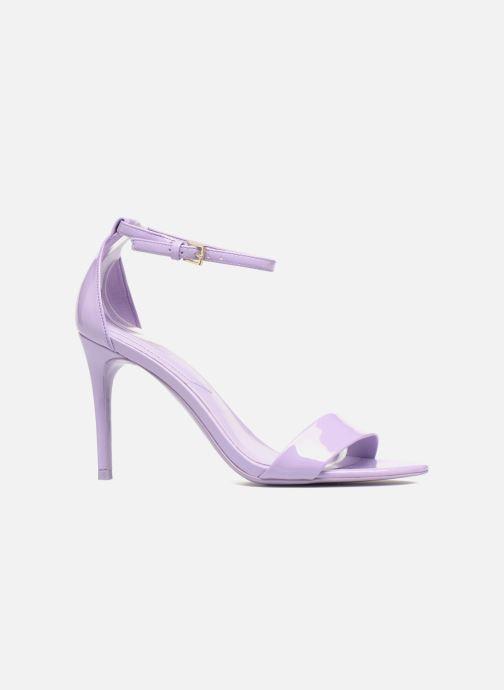 Sandales et nu-pieds Aldo CALLY Violet vue derrière