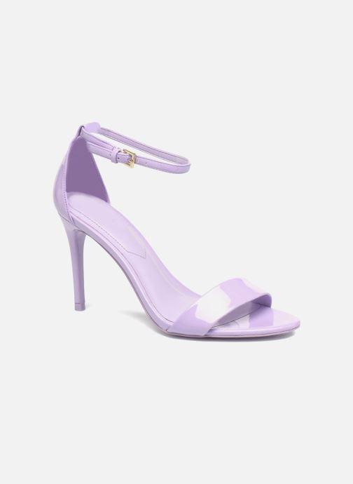 Sandales et nu-pieds Aldo CALLY Violet vue détail/paire