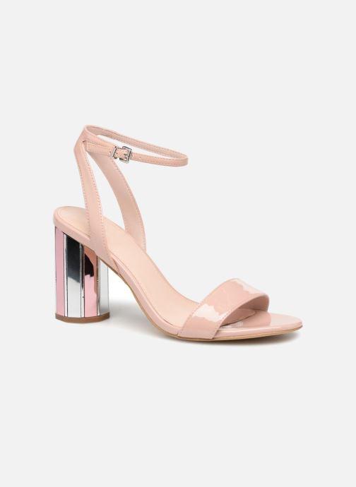 Sandales et nu-pieds Aldo ARIANI Rose vue détail/paire