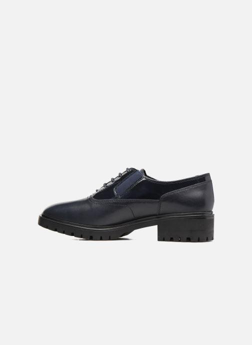 Geox D Peaceful D640GH (Azzurro) - Scarpe con lacci lacci lacci chez | Negozio online di vendita  18a897
