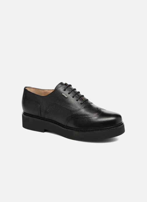 À noir D Sarenza Chaussures Abx Geox D643hd Rayssa Lacets Chez gURqYnF