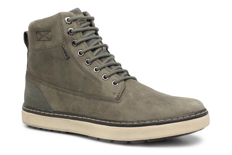 Sneakers Geox U Mattias B ABX U44T1C Grigio vedi dettaglio/paio