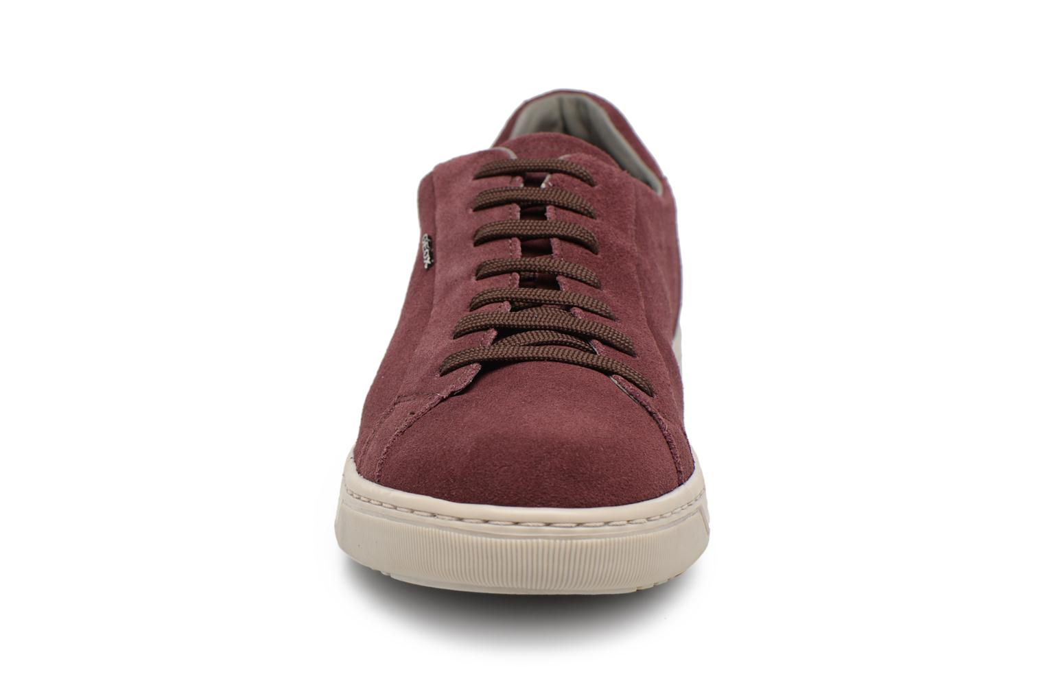 Sneakers Geox Uomo Rikin U64W1F Bordeaux model