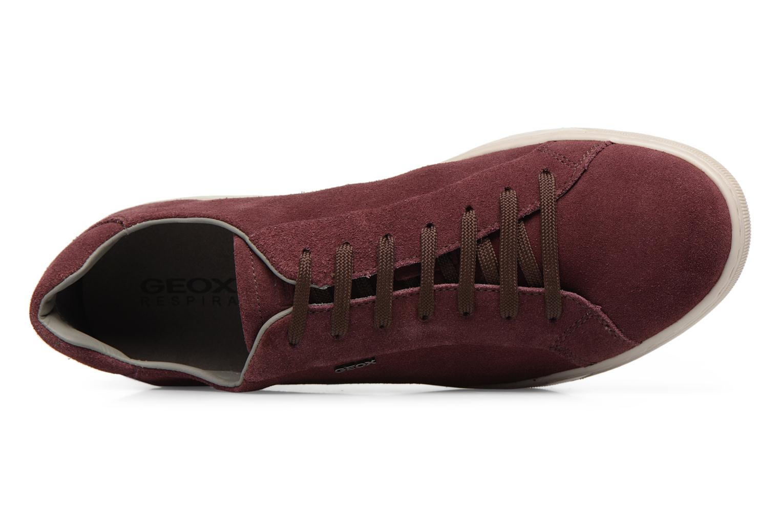 Sneakers Geox Uomo Rikin U64W1F Bordeaux links