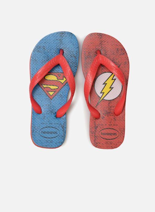 Flip flops & klipklapper Havaianas Kids Heros DC Blå se skoene på