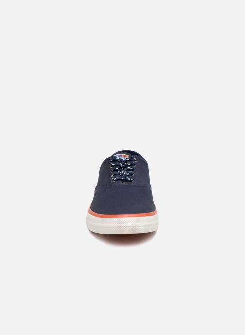 Baskets Sperry Re-Engineered CVO Nautical Bleu vue portées chaussures