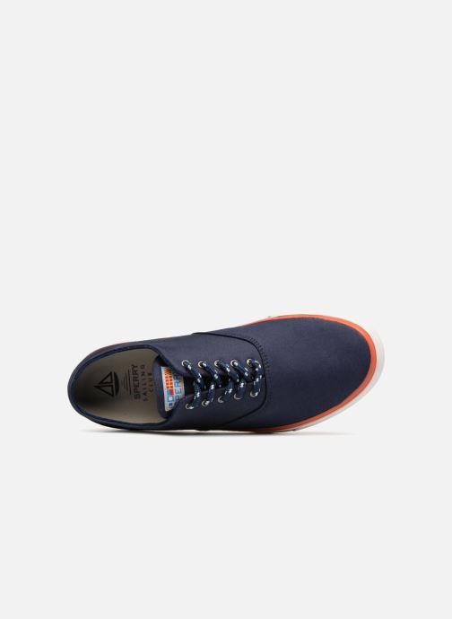 Trainers Sperry Re-Engineered CVO Nautical Blue view from the left
