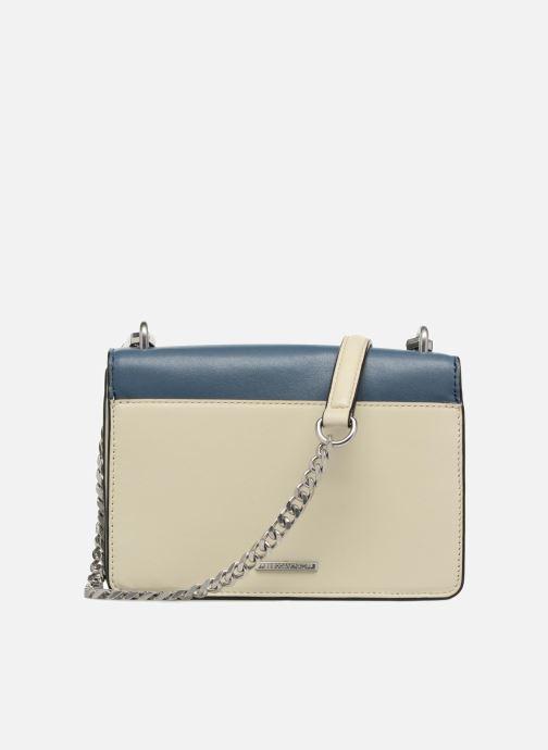 Sacs à main Rebecca Minkoff Christy SM Shoulder Bag Bleu vue face