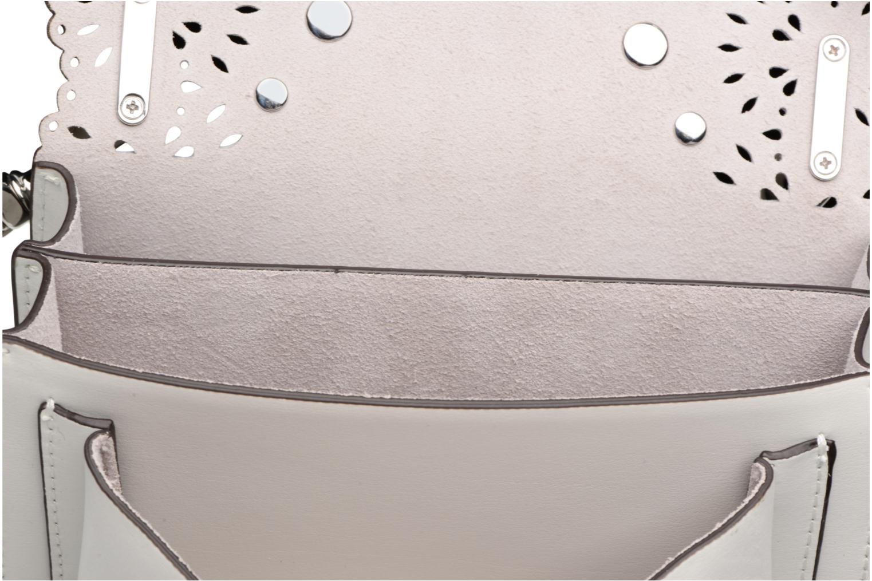 Sacs à main Rebecca Minkoff Christy SM Shoulder Bag Blanc vue derrière