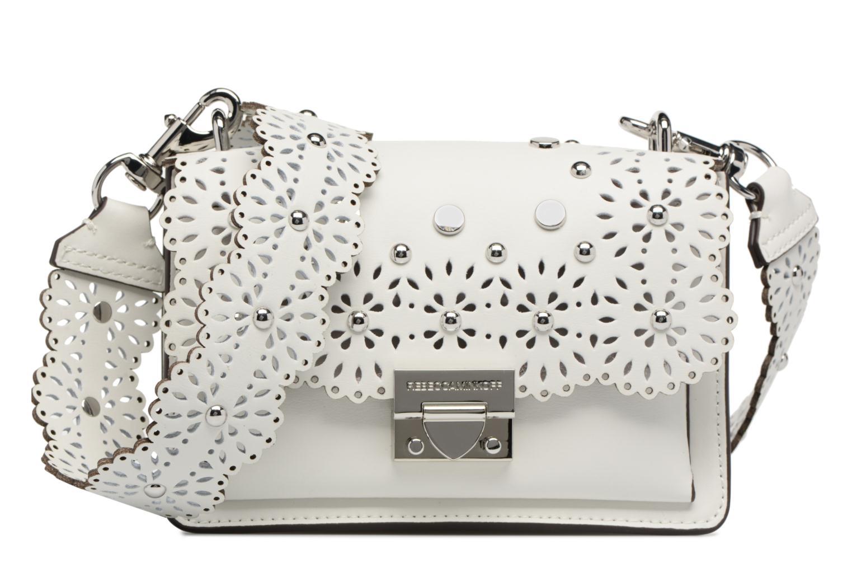 Sacs à main Rebecca Minkoff Christy SM Shoulder Bag Blanc vue détail/paire