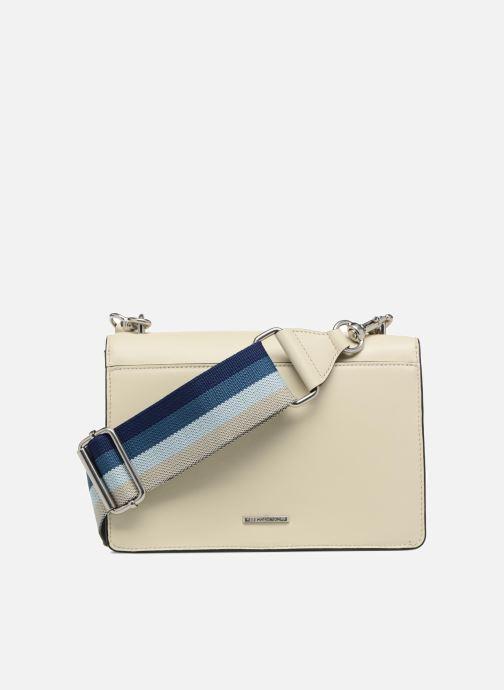 Bolsos de mano Rebecca Minkoff Christy MD Shoulder Bag Blanco vista de frente