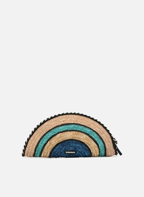 Clutch bags Rebecca Minkoff Straw Taco Clutch Blue front view