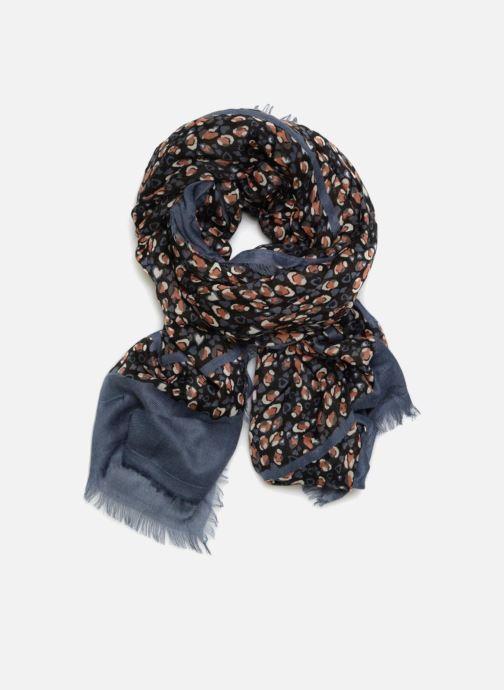 Halsduk och scarf Pieces Inat Long Scarf 100x200 Svart detaljerad bild på paret
