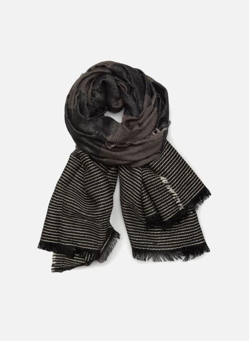 Echarpes et Foulards Pieces Alina Long Scarf 80x145 Noir vue détail/paire