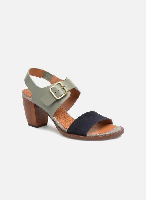 Sandales et nu-pieds Chie Mihara Queva32 Bleu vue détail/paire