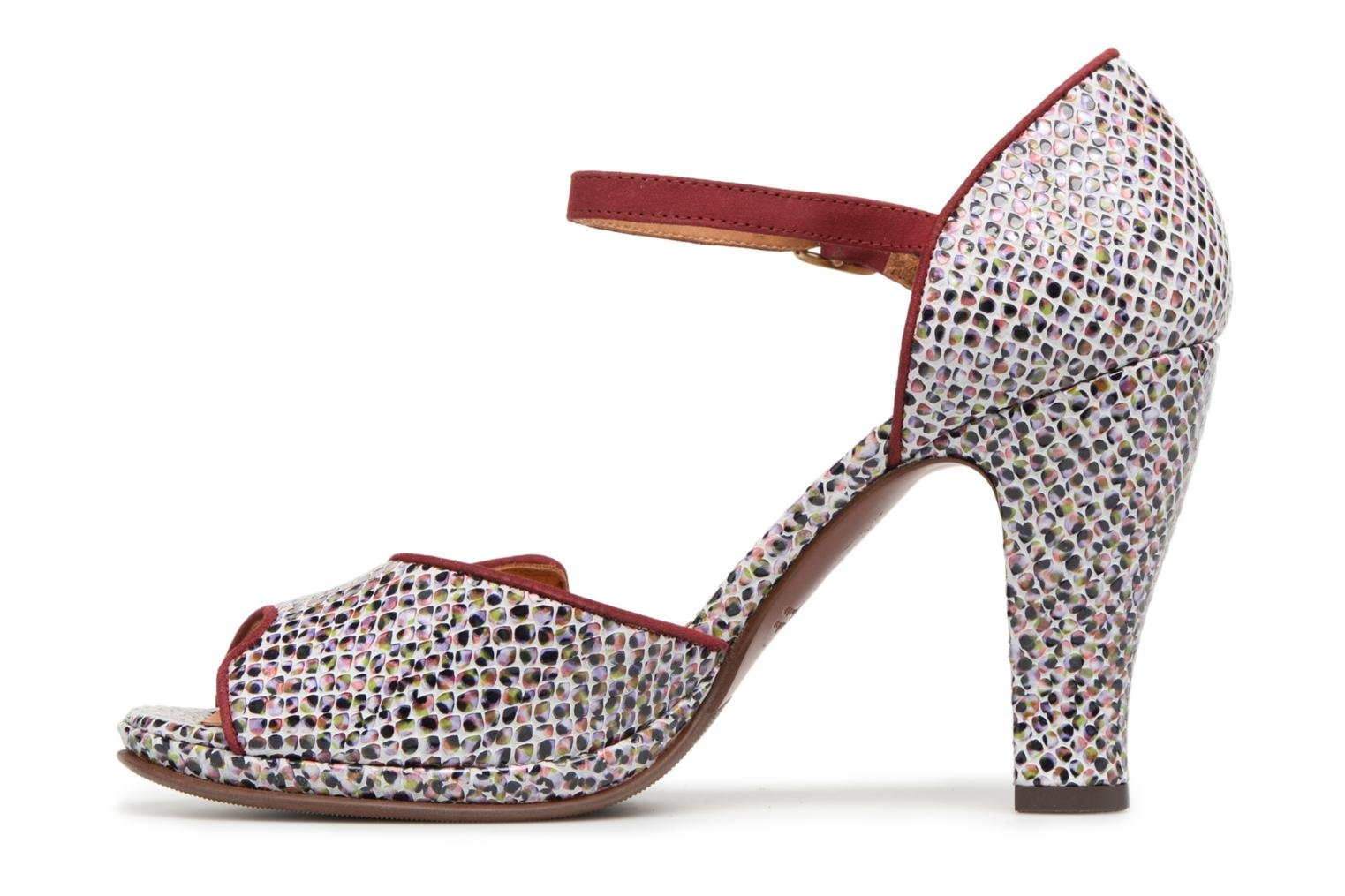 High heels Chie Mihara Fan32 Multicolor front view