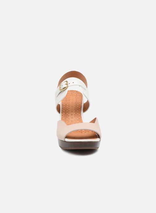 Sandalen Chie Mihara Loteria32 beige schuhe getragen