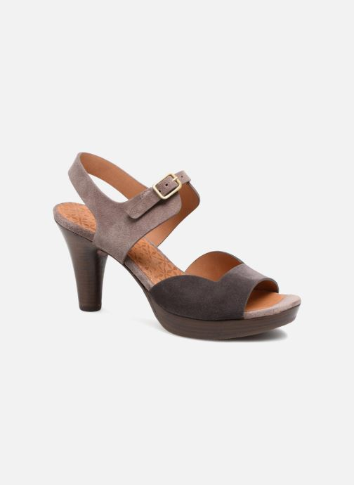 Sandales et nu-pieds Chie Mihara Loteria32 Violet vue détail/paire