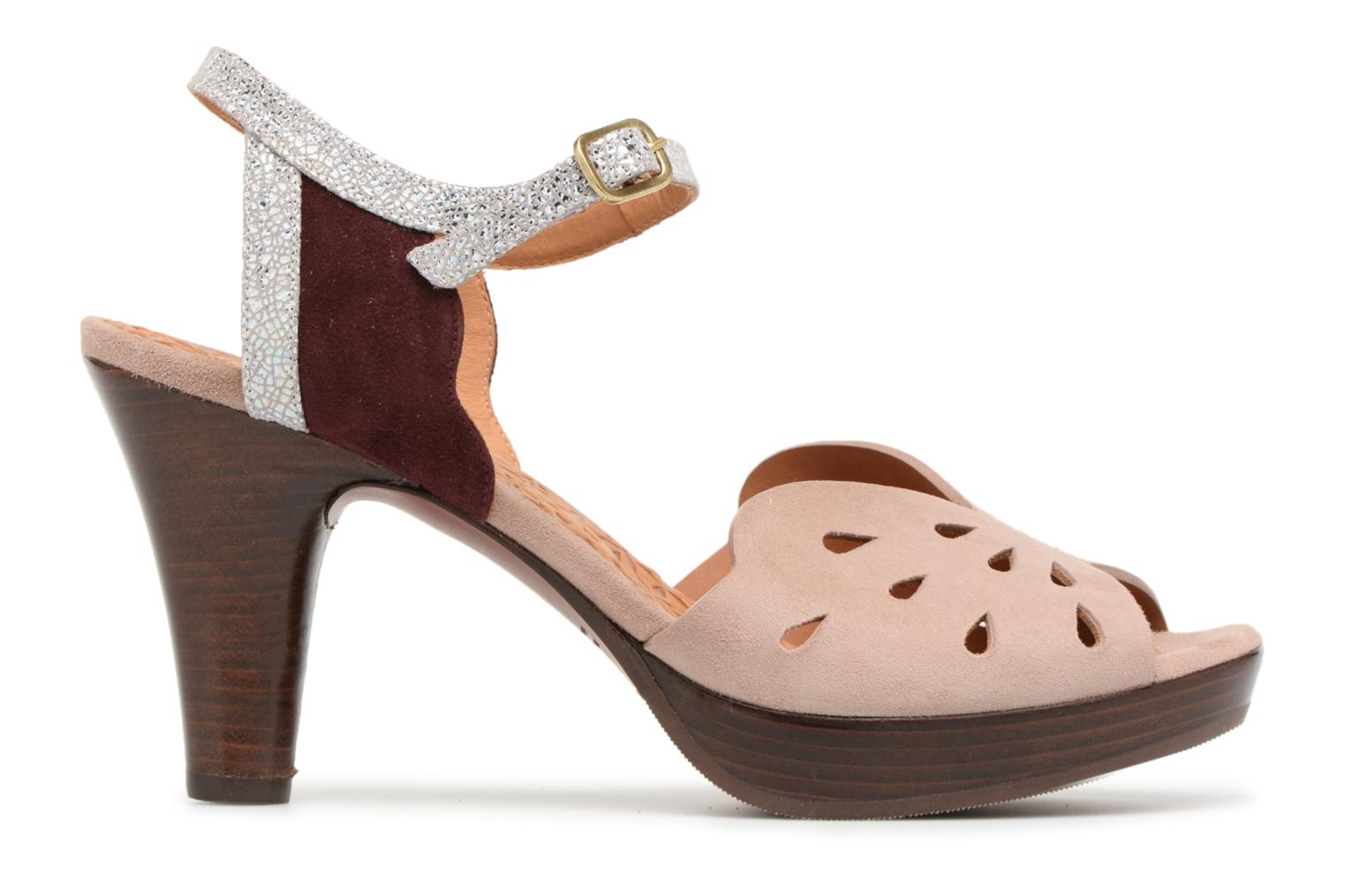 Sandals Chie Mihara Loha32 Beige back view