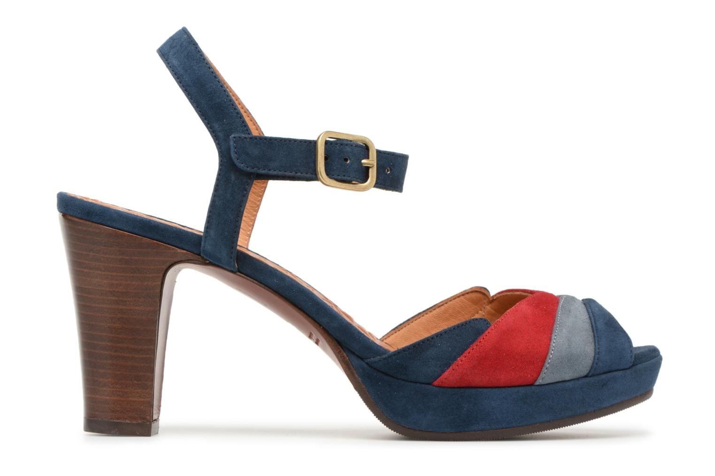 Sandales et nu-pieds Chie Mihara Edita Bleu vue derrière