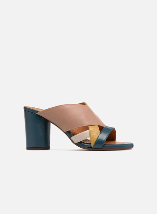 Mules & clogs Chie Mihara Uni Multicolor back view