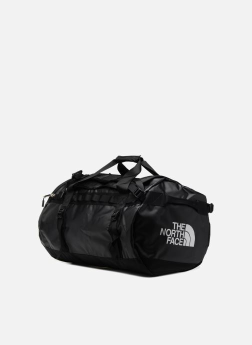 Sports bags The North Face BASE CAMP DUFFEL - L Black view from the right