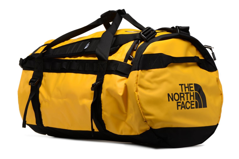 Sporttaschen The North Face BASE CAMP DUFFEL - L gelb schuhe getragen
